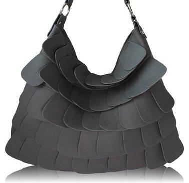 Elegant layer - handväska - grå