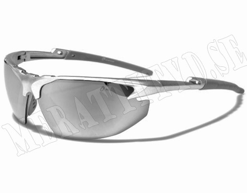 Xloop Sunglasses - Silver - Solglasögon
