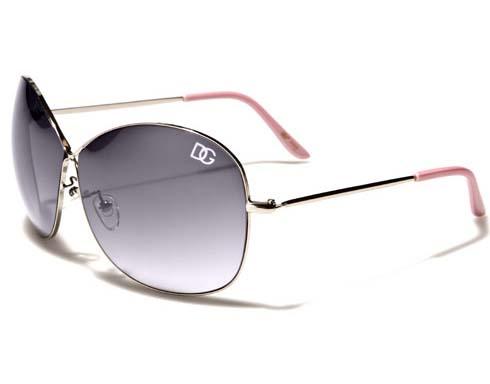 DG Metal - Rosa - Solglasögon