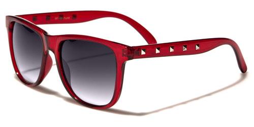 Mix Color - Röd - Solglasögon
