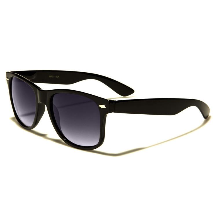 klassiska Wayfarer- Svarta - Solglasögon