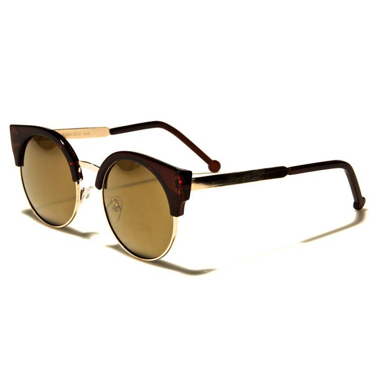 Wayfarer- Glamour leopard - Solglasögon