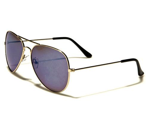 AirForce Pilot - blå - Solglasögon