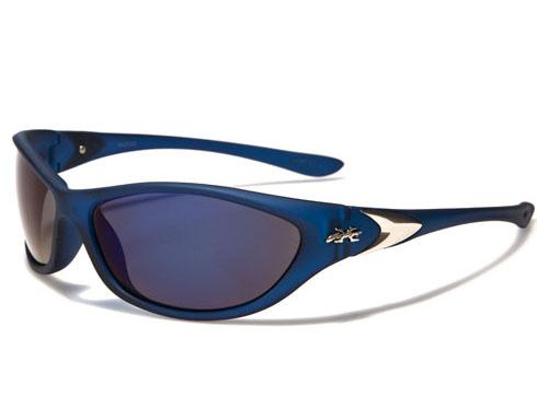 XLoop Speed - Blå - Solglasögon