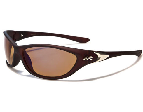 XLoop Speed - Brun - Solglasögon