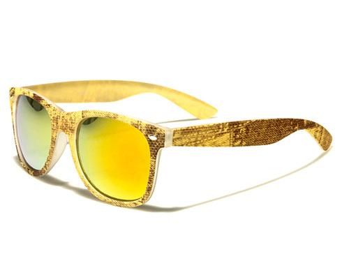 Wayfarer Jeans - Beige - Solglasögon