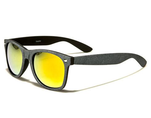 Wayfarer Jeans - Blå - Solglasögon