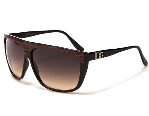 DG Snake - Brun - Solglasögon