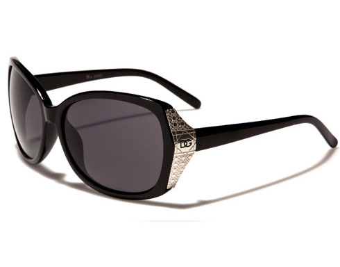 DG Glam - Svart - Solglasögon