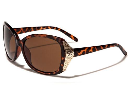 DG Glam - Leopard - Solglasögon