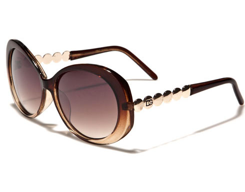 DG Silver - Brun/Klar - Solglasögon