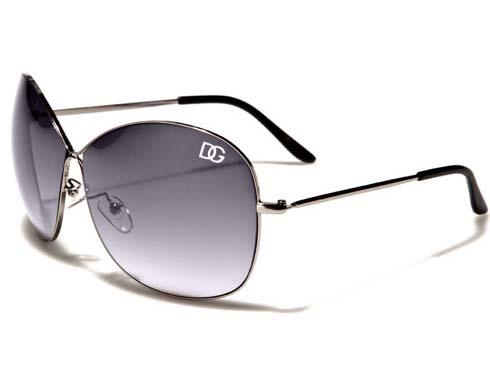 DG Metal - Svart - Solglasögon