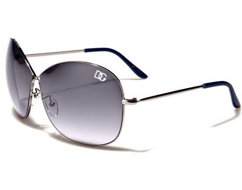 DG Metal - Blå - Solglasögon