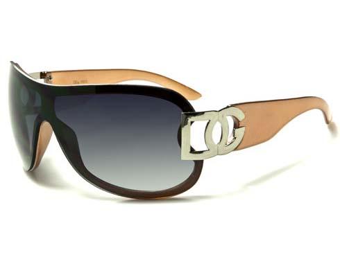 DG Spotlight - Guld - Solglasögon