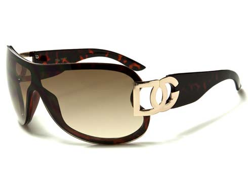 DG Spotlight - Leopard - Solglasögon