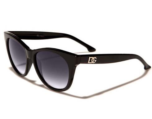 DG Color - Svart - Solglasögon