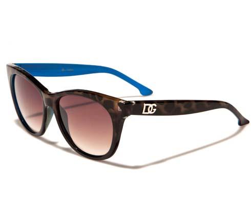 DG Color - Blå - Solglasögon