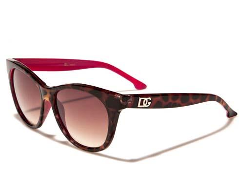 DG Color - Rosa - Solglasögon