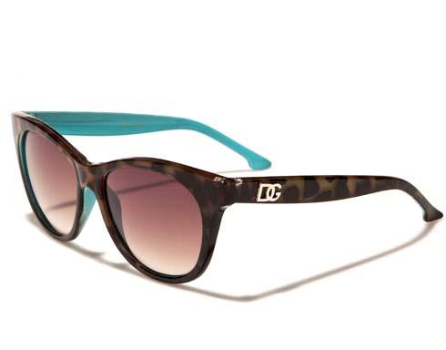 DG Color - Turkos - Solglasögon