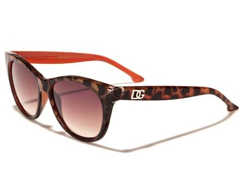 DG Color - Orange - Solglasögon