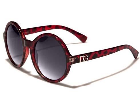 DG Kylie - Röd - Solglasögon
