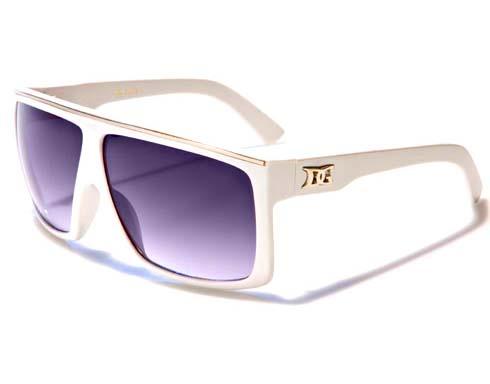 DG Kanye - Vit - Solglasögon