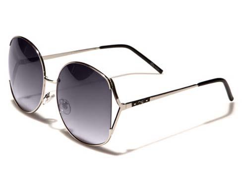 DG Sunshade - Silver - Solglasögon