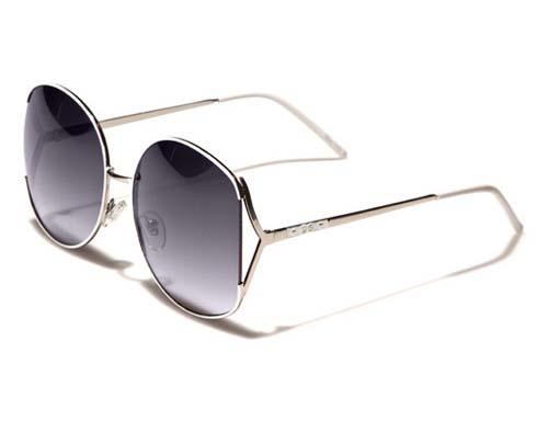 DG Sunshade - Vit - Solglasögon