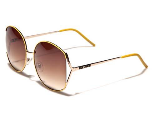 DG Sunshade - Gul - Solglasögon