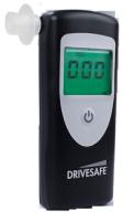 DriveSafe - Alkomätare. inkl. 5 kalibreringar till halva priset,