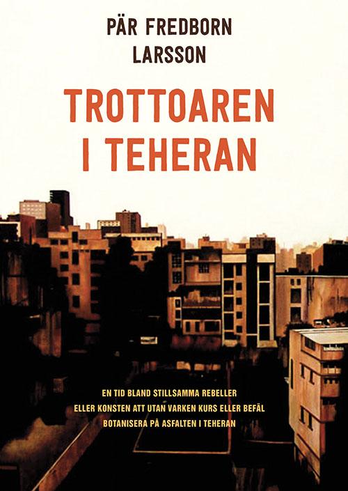 Trottoaren i Teheran