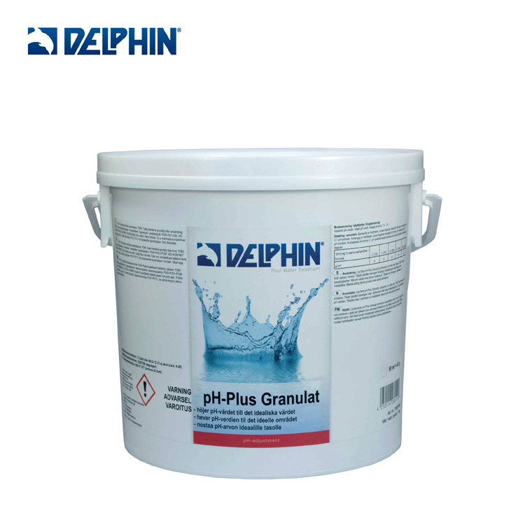 DELPHIN pH-Plus Granulat 3 kg