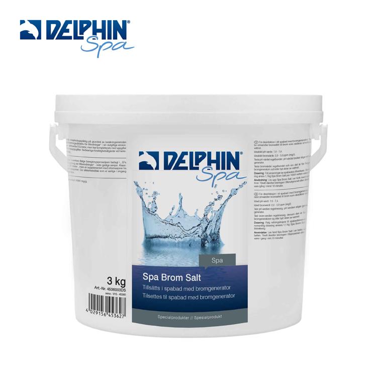 Delphin Spa Brom Salt 3kg