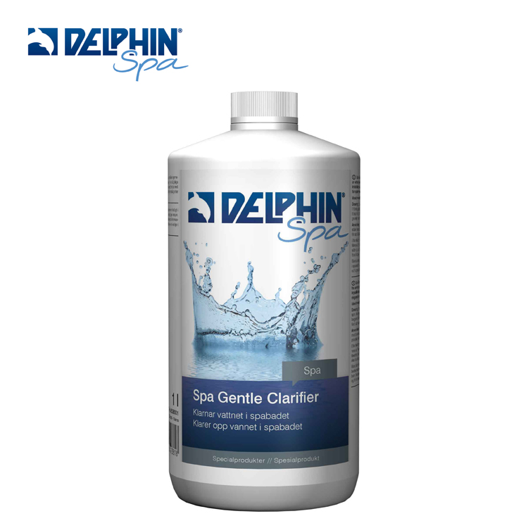 DELPHIN SPA Gentle Clarifier, 1 Liter