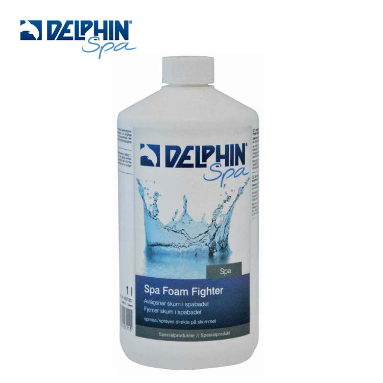 DELPHIN SPA Foam Fighter, 1 Liter