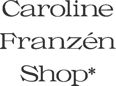 Caroline Bergsten shop