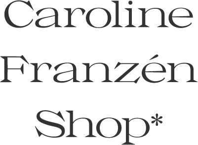 Caroline Franzén shop