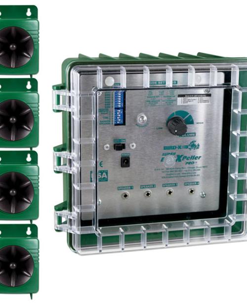 Super BirdXPeller® PRO 4-högtalarsystem . ORD 13900 KR