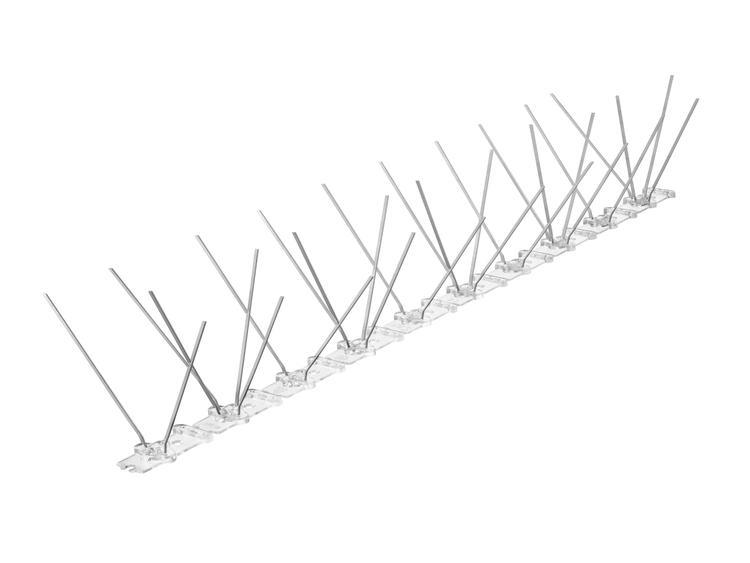 Fågelpiggar V-modell 12,5 meter
