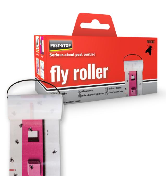 Flugpapper, Fly Roller, Storsäljare