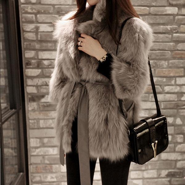 Cindy Fur Coat