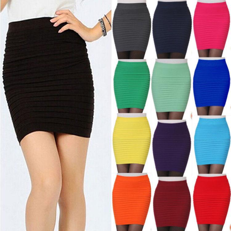 Basic kjol