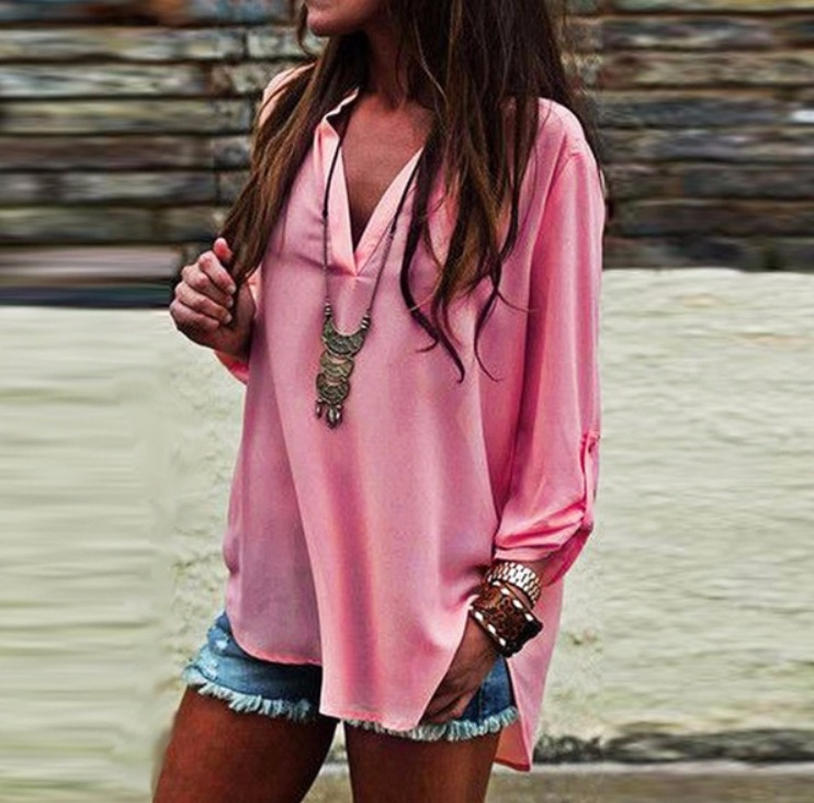 Lilly blus