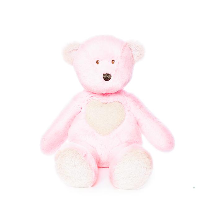 Teddykompaniet – Teddy Cream Rosa