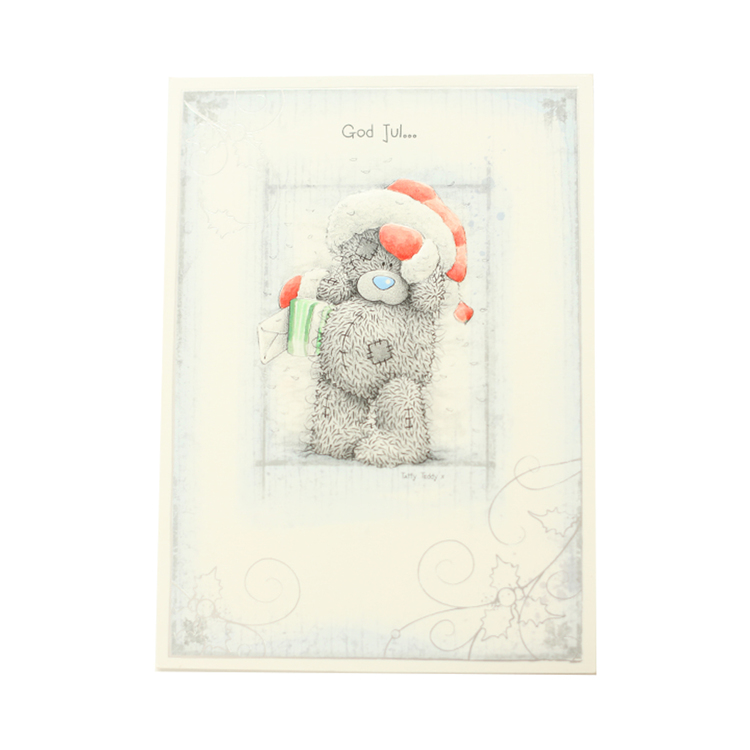 Me to you – Julkort, tomtenalle med julklapp 6-pack