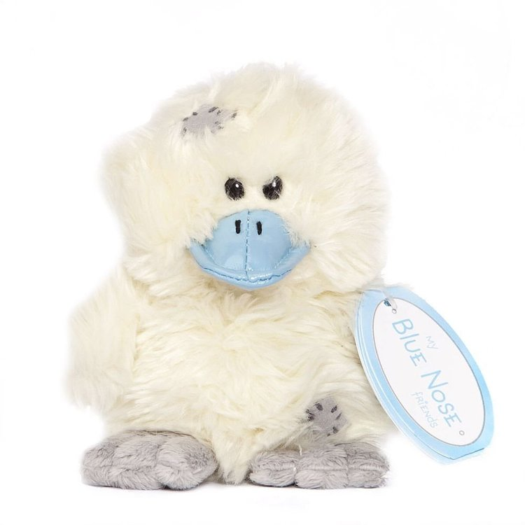 My Blue Nose Friend - Fluffig Anka 10 cm