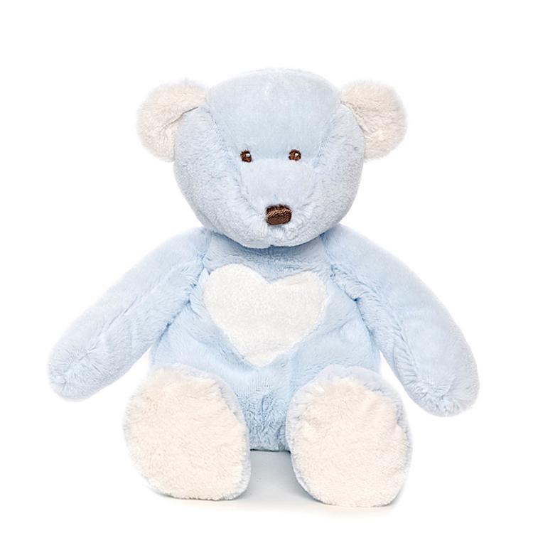 Teddykompaniet – Teddy Cream Blå