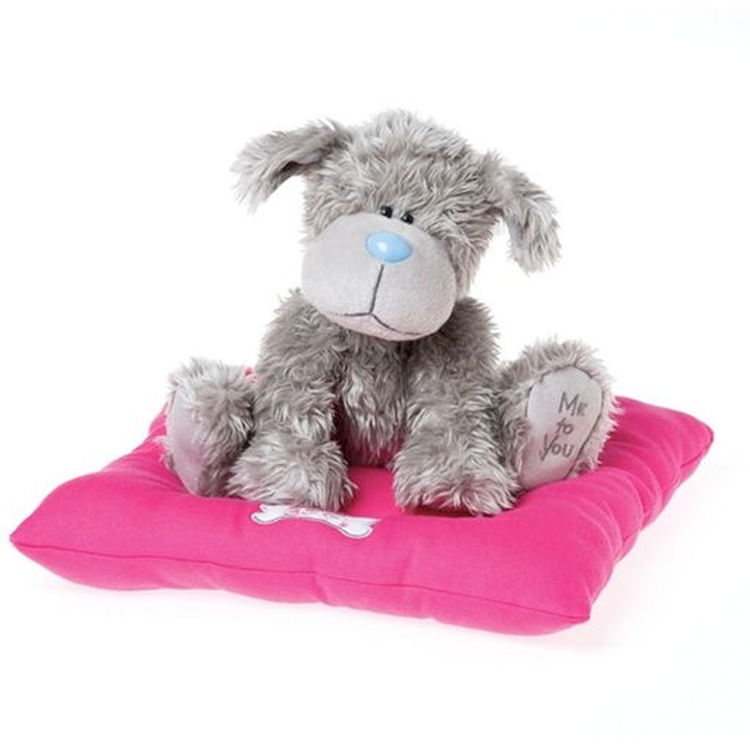 Me To You – Tatty puppy sittunderlag rosa