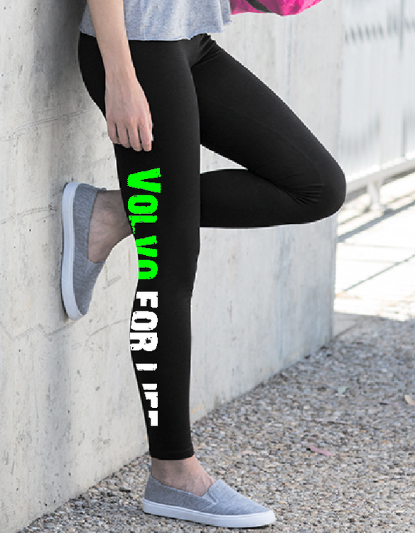 Volvo For Life Leggings - opstreetwear.se - photo#23