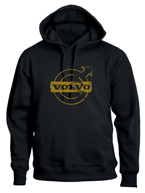 Volvo Hoodie Guld